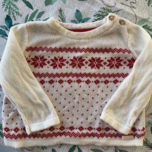Janie and Jack Baby Christmas Sweater